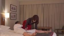 Интимный массаж японцев по вызову в гостинице видео