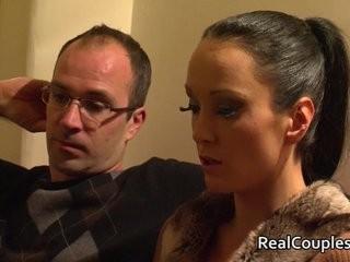 Фетиш интим пары трансы