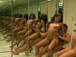 Зеркало киска интим